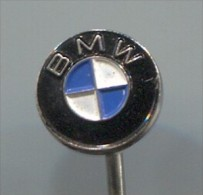 BMW - Car Auto Automobile, Vintage Pin Badge - BMW