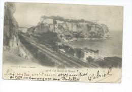 MCS1- Le Rocher De MONACO  - Dos Non Divisé 1903 - Monaco