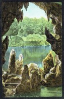 NAMUR - La Grotte Du Parc - Circulé - Circulated - Gelaufen - 1920. - Namur