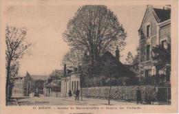 HIRSON - Avenue De Maréchal Joffre Et Hospice De Vieillards - Hirson