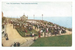 Folkestone: The Leas Bandstand - Celesque - Folkestone