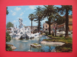 CATANIA-Ratto di Proserpina-fontana dello scultore Moschetto