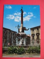 """CATANIA-Fontana dell""""Elefante"""