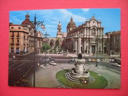 CATANIA-Piazza Duomo