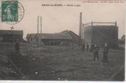 NOEUX LES MINES - Usine à Gaz - Noeux Les Mines