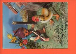 Fable De La Fontaine : La Poule Aux Oeufs D'or (La Fontaine ) (non écrite) - Contes, Fables & Légendes
