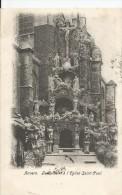 ANVERS Le Calvaire à L'Eglise Saint Paul  Cpa 1902 - Antwerpen