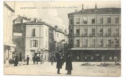 Montelimar - Entree De La Grande Rue (cote Sud) - Cachet Hopital - Montelimar