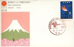 Japon 1964 Jeux Olympiques De Tokyo : Escrime - Summer 1964: Tokyo