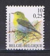 Belgie OCB 2936 (**) - 1985-.. Pájaros (Buzin)