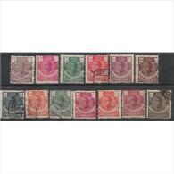 GUI98STV-FTL4146TAN.Espagne.Spain .Guinee.GUINEA ESPAÑOLA .ALFONSO XIII. 1914.(Ed 98/110º) RARA - Usados