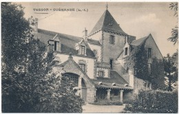GUERANDE - Chateau - Tesson - Guérande