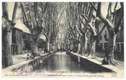 Goudargues - Canal Entre Ponts - Autres Communes