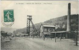 Gard : Le Martinet, Mines De Treylis, Le Puits Pisani - France