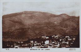 BEYROUTH PHOTO CARTE - Líbano