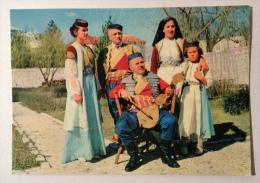 Costumi Montenegro Non Viaggiata F.g. - Montenegro