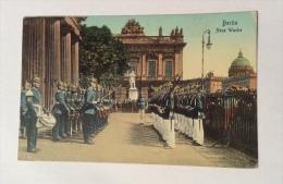 Berlino Neue Wache 1911 Viaggiata F.p. - Germania