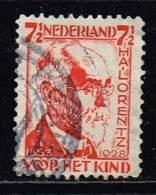 Niederlande 1928, Michel# 30 AI F O  Zä. 12  X 12 1/2 - Oblitérés