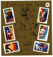 2002 ** BC50  Grands Interprètes De JAZZ - Nuevos