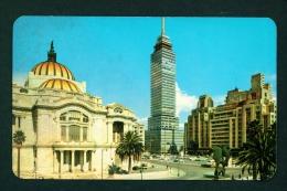 MEXICO  -  Mexico City  Latin American Tower  Unused Vintage Postcard As Scan - Mexico