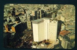 MEXICO  -  Mexico City  Fiesta Palace Hotel  Unused Vintage Postcard As Scan - Mexico