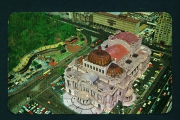 MEXICO  -  Mexico City  Palace Of Fine Arts  Unused Vintage Postcard As Scan - Mexico