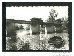 33 MONSEGUR   Le Pont Du Dropt - Frankrijk