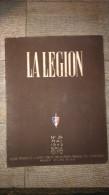 Revue La Légion N°24 Mai 1943 Pétain  URSS Communisme Guerre Ww2 - Riviste & Giornali