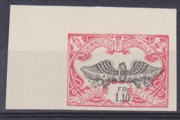 """Belgique Essai : TR 42 *** """"Roue Ailée"""" ND - 1906 - Essais & Réimpressions"""
