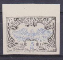 """Belgique Essai : TR 44 *** """"Roue Ailée"""" ND - 1902-1914 - Proofs & Reprints"""