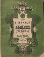 Almanach Des Soirées Populaires De Verviers 1879 - 1801-1900