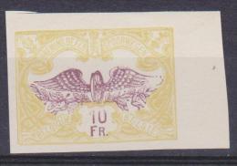 """Belgique Essai : TR 47 *** """"Roue Ailée"""" ND - 1913 - Essais & Réimpressions"""
