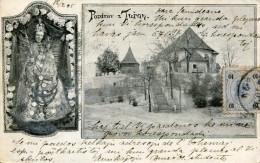 AUTRICHE(POZDRAV TURAN) - Autriche