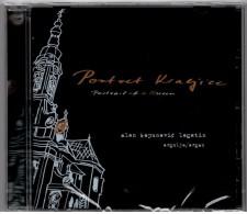 CD - Alen Kopunovic Legetin - Portrait Of A Queen, Organ, Brand New - Classical