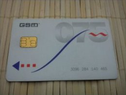 Gsm Card Belgium Not Perfect see 2 Scans  Rrae