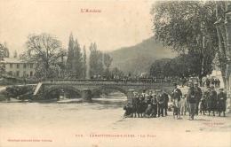 LABASTIDE SUR L´HERS LE PONT  EDITION LABOUCHE - Francia