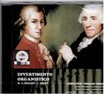 CD - Ljerka Ocic - Organ, Divertimento Organistico - Mozart, Haydn, Brand New - Classical