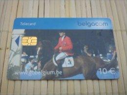 Phonecard Sport 10 euro  Used Rare