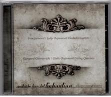 CD - Sebastian String Quartet, Brand New - Classical