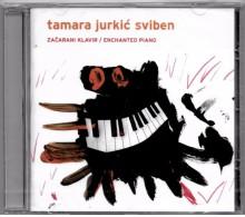 CD - Tamara Jurkic Sviben - Enchanted Piano, Brand New - Classical