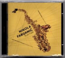 CD - Nikola Fabijanic - Playtime, Brand New - Classical