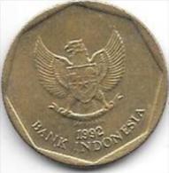 *indonesia  100 rupiah 1992  km 53  unc
