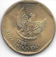 Indonesia  100 Rupiah 1995  Km 53  Unc - Indonésie