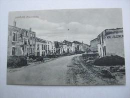 DOMEVERE    , Carte Postale Militaire - Domevre En Haye