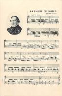 Themes Div -ref K938- Musique  Classique -partition Musicale -la Priere De Moise -rossini - Andante Con Moto  - - Bertiglia, A.