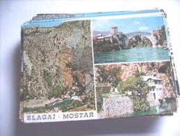 Bosnië Herzegovina Blagaj Mostar - Bosnië En Herzegovina