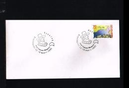 1992 - Netherlands Cover - Famous People - Explorers - Abel Tasman Museum [EQ043] - Period 1980-... (Beatrix)
