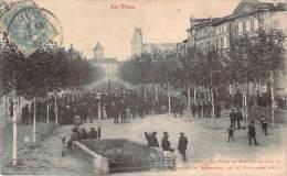 81 - Rabastens - La Fête De Ste-Cécile Sur La Promenade De Rabastens Le 20 Novembre 1904 - Rabastens