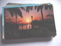 Filippijnen Philippines Manila Sunset - Filippijnen