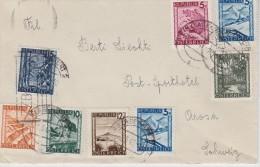 AUTRICHE 1947 LETTRE DE KLAGENFURT POUR LA SUISSE - 1945-60 Briefe U. Dokumente